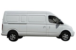 2020 LDV V80 MY19 Mid Roof LWB Blanc White 6 Speed Automated Manual Van