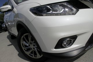 2014 Nissan X-Trail T32 TL (FWD) Ivory Pearl Continuous Variable Wagon.