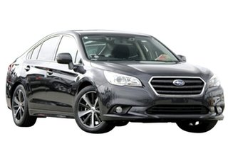 2015 Subaru Liberty MY15 2.5I Dark Grey Continuous Variable Sedan.