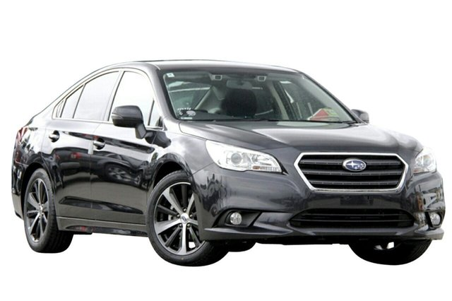 Demo Subaru Liberty MY15 2.5I, 2015 Subaru Liberty MY15 2.5I Dark Grey Continuous Variable Sedan