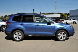 2015 Subaru Forester MY15 2.5I-L Quartz Blue Continuous Variable Wagon