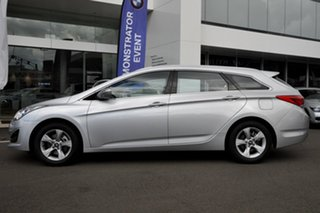 2014 Hyundai i40 VF 2 Upgrade Active Sleek Silver 6 Speed Automatic Wagon