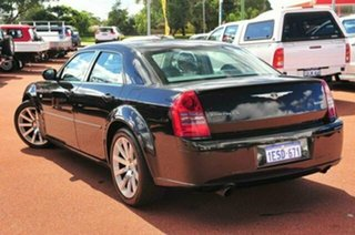 2006 Chrysler 300C MY2006 SRT-8 Black 5 Speed Sports Automatic Sedan.