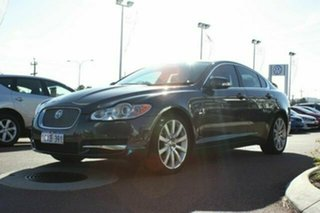 2008 Jaguar XF X250 Luxury Grey 6 Speed Sports Automatic Sedan
