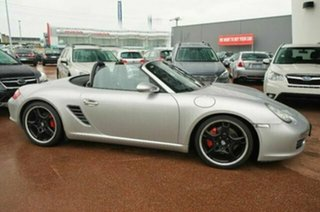 2006 Porsche Boxster 987 MY07 S Silver 6 Speed Manual Convertible