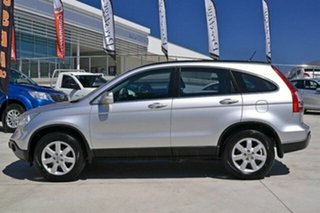 2007 Honda CR-V RE MY2007 Luxury 4WD Silver 5 Speed Automatic Wagon