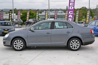2010 Volkswagen Jetta 1KM MY10 118TSI DSG Grey 7 Speed Sports Automatic Dual Clutch Sedan