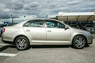 2007 Volkswagen Jetta 1KM MY08 TDI DSG Beige 6 Speed Sports Automatic Dual Clutch Sedan