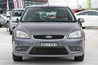2008 Ford Focus LT Ghia Grey 4 Speed Sports Automatic Hatchback