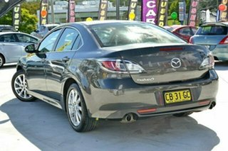 2012 Mazda 6 GJ1031 Touring SKYACTIV-Drive Grey 6 Speed Sports Automatic Sedan.