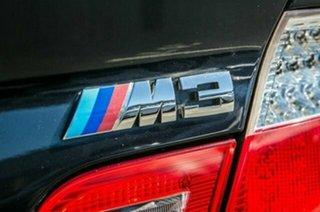 2006 BMW M3 E46 MY04.5 SMG Black 6 Speed Seq Manual Auto-Clutch Convertible