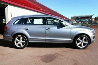2009 Audi Q7 MY09 TDI Quattro Quartz Grey 6 Speed Sports Automatic Wagon