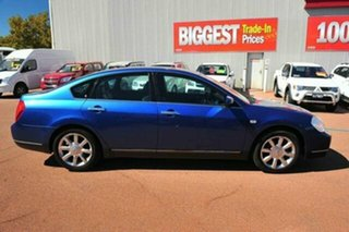 2004 Nissan Maxima J31 TI Blue 4 Speed Automatic Sedan