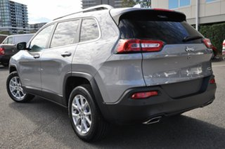 2017 Jeep Cherokee KL MY17 Longitude Billet 9 Speed Sports Automatic Wagon.