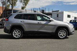 2017 Jeep Cherokee KL MY17 Longitude Billet 9 Speed Sports Automatic Wagon