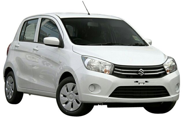New Suzuki Celerio LF Albion, 2015 Suzuki Celerio LF Snow White Continuous Variable Hatchback