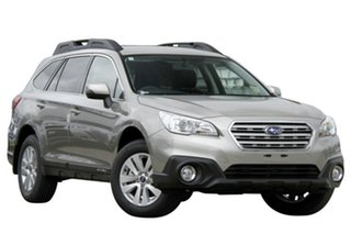2015 Subaru Outback MY15 2.0D Tungsten Metal Continuous Variable Wagon.