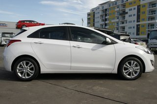2014 Hyundai i30 GD MY14 Trophy Creamy White 6 Speed Automatic Hatchback