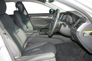 2015 Hyundai Genesis DH Platinum Silver 8 Speed Automatic Sedan