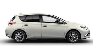 2018 Toyota Corolla ZRE182R MY17 Ascent Sport Crystal Pearl 7 Speed CVT Auto Sequential Hatchback.
