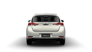 2018 Toyota Corolla ZRE182R MY17 Ascent Sport Crystal Pearl 7 Speed CVT Auto Sequential Hatchback
