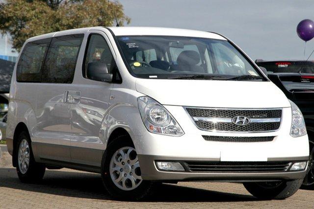 New Hyundai iMAX TQ MY13 , 2015 Hyundai iMAX TQ MY13 Creamy White 4 Speed Automatic Wagon