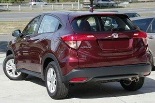 2019 Honda HR-V MY19 VTi Passion Red 1 Speed Constant Variable Hatchback.