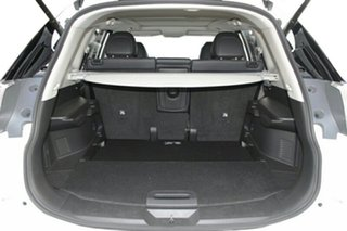 2014 Nissan X-Trail T32 TL (FWD) Ivory Pearl Continuous Variable Wagon