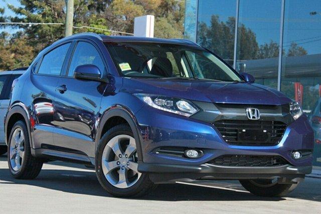 New Honda HR-V MY16 VTi-S, 2017 Honda HR-V MY16 VTi-S Morpho Blue 1 Speed Constant Variable Hatchback