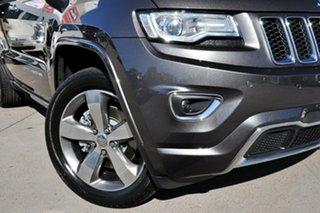 2015 Jeep Grand Cherokee WK MY15 Overland (4x4) Maximum Steel 8 Speed Automatic Wagon.