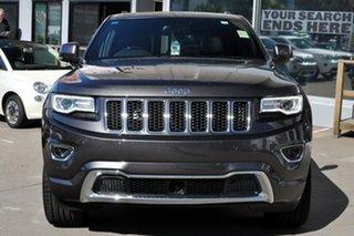 2015 Jeep Grand Cherokee WK MY15 Overland (4x4) Maximum Steel 8 Speed Automatic Wagon