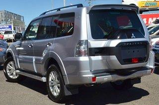 2021 Mitsubishi Pajero NX MY21 GLS Sterling Silver 5 Speed Sports Automatic Wagon.