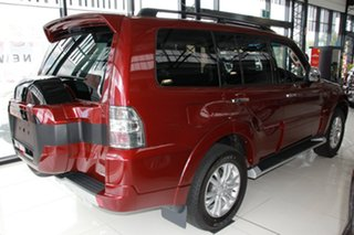 2020 Mitsubishi Pajero NX MY21 GLX Terra Rossa 5 Speed Sports Automatic Wagon.
