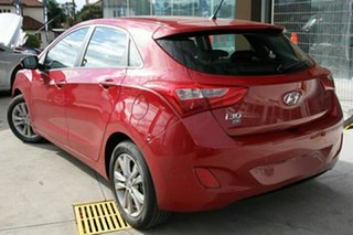 2014 Hyundai i30 GD MY14 Trophy Brilliant Red 6 Speed Automatic Hatchback