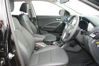2015 Hyundai Santa Fe DM MY15 Elite CRDi (4x4) Phantom Black 6 Speed Automatic Wagon