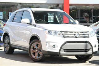2017 Suzuki Vitara LY RT-S 2WD Ivory & Black 6 Speed Sports Automatic Wagon.
