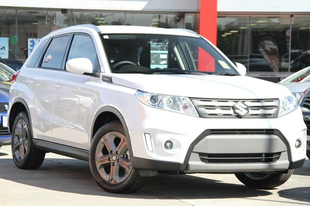 New Suzuki Vitara LY RT-S 2WD, 2018 Suzuki Vitara LY RT-S 2WD Cool White 6 Speed Sports Automatic Wagon