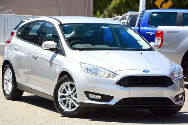 New Ford Focus LZ Trend, 2017 Ford Focus LZ Trend Ingot Silver 6 Speed Automatic Hatchback