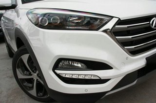 2017 Hyundai Tucson TLe MY17 Highlander AWD Polar White 6 Speed Sports Automatic Wagon.