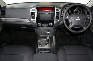 2020 Mitsubishi Pajero NX MY21 GLX Terra Rossa 5 Speed Sports Automatic Wagon