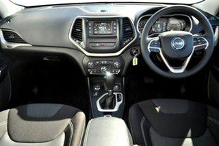 2017 Jeep Cherokee KL MY17 Longitude Granite Crystal Metallic 9 Speed Sports Automatic Wagon