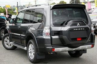 2020 Mitsubishi Pajero NX MY20 GLS Graphite 5 Speed Sports Automatic Wagon.