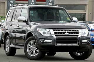 2020 Mitsubishi Pajero NX MY20 GLS U19 5 Speed Sports Automatic Wagon