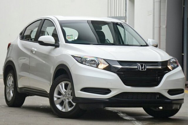 New Honda HR-V MY19 VTi, 2019 Honda HR-V MY19 VTi White Orchid 1 Speed Constant Variable Hatchback