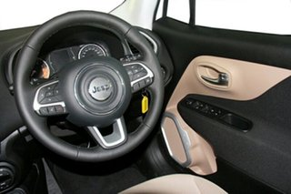 2017 Jeep Renegade BU MY17 Longitude DDCT Alpine White 6 Speed Sports Automatic Dual Clutch