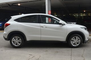 2019 Honda HR-V MY19 VTi White Orchid 1 Speed Constant Variable Hatchback.
