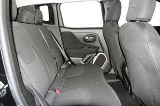 2017 Jeep Renegade BU MY17 Sport DDCT Black 6 Speed Sports Automatic Dual Clutch Hatchback