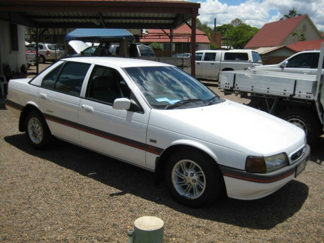 Used Ford Falcon ED Futura, 1994 Ford Falcon ED Futura 5 Speed Manual Sedan