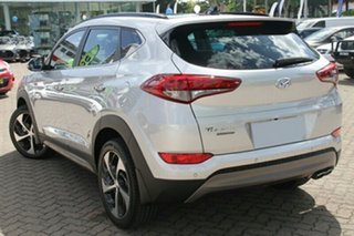 2018 Hyundai Tucson TLE2 MY18 Highlander D-CT AWD Platinum Silver Metallic 7 Speed.