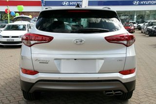 2018 Hyundai Tucson TLE2 MY18 Highlander D-CT AWD Platinum Silver Metallic 7 Speed